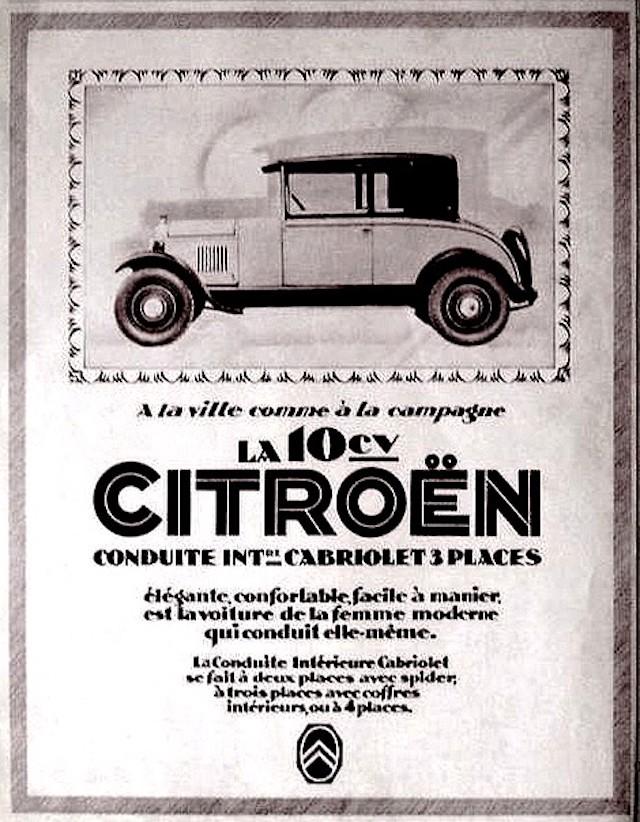 La simple histoire de la Citroën B14 Citroe43