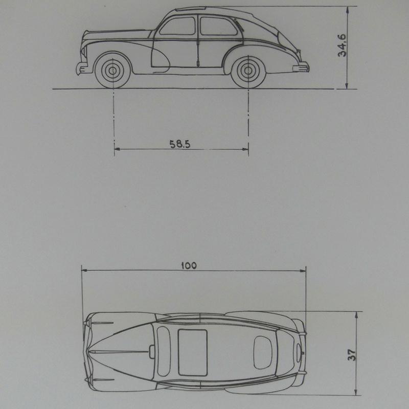 140 plans Dinky Toys Dinky-11