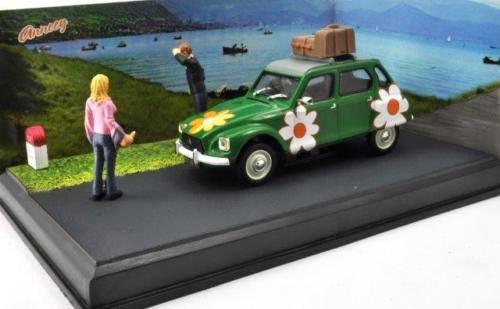 CITROËN et Autostyl Miniatures Dyane_10