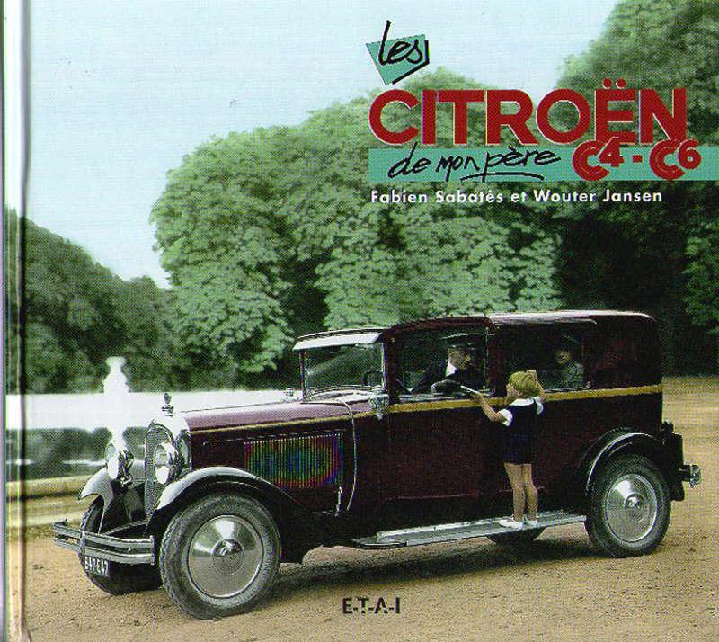 Citroën Les années C4 - C6 par Fabien Sabatès Eta17510