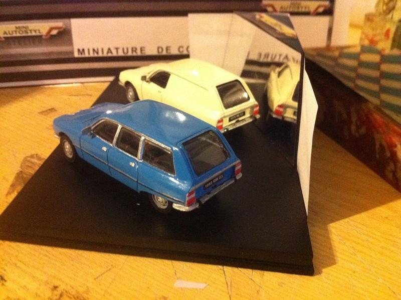 CITROËN et Autostyl Miniatures Gs_0110