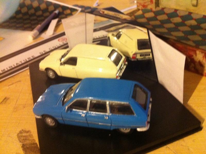 CITROËN et Autostyl Miniatures Gs_0310