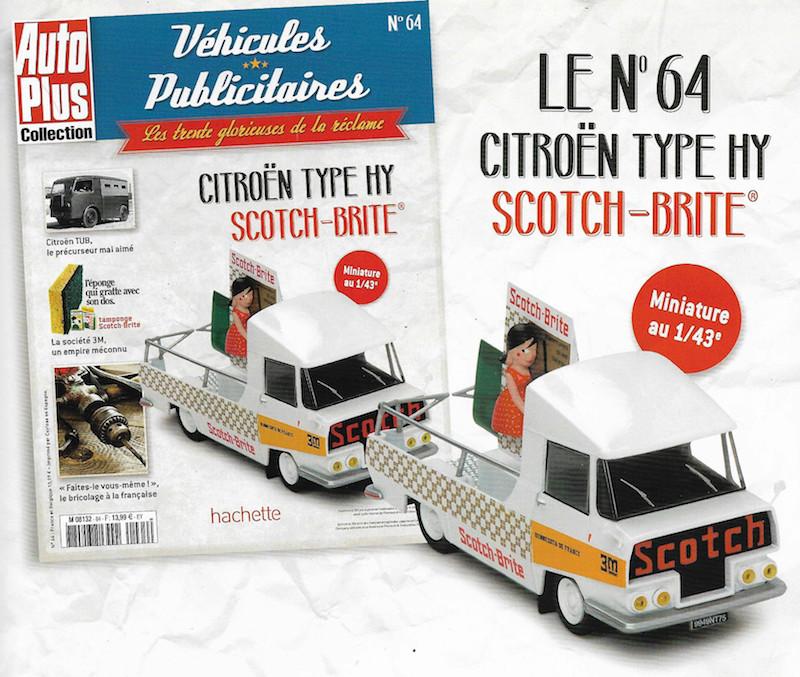 2015 > NOUVEAU > Hachette Collections + AUTO PLUS > La fabuleuse histoire des véhicules publicitaires - Page 7 H_scot10