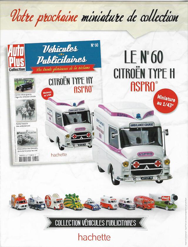 2015 > NOUVEAU > Hachette Collections + AUTO PLUS > La fabuleuse histoire des véhicules publicitaires - Page 7 Hy_asp10