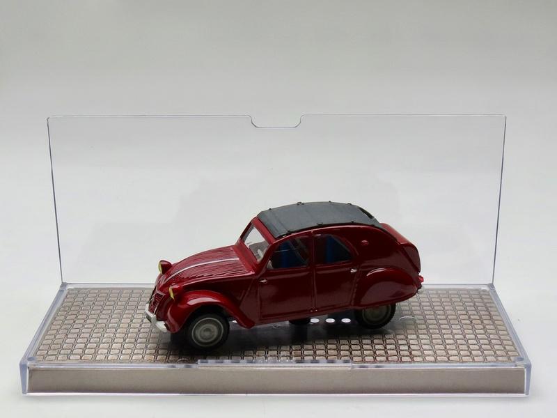 Citroën 2cv - Norev 1/43. Img_3114