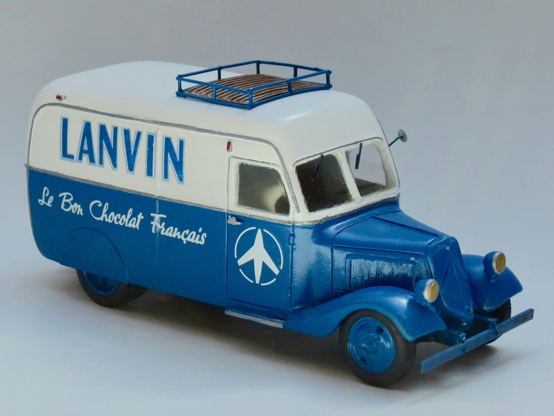 On est fou du chocolat LANVIN type 23  Img_3149