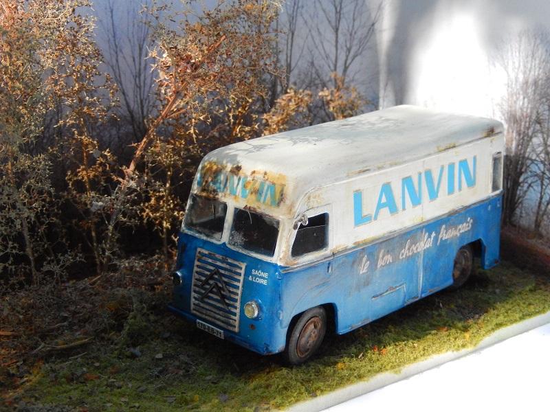 un autre petit carré de chocolat LANVIN ? Lanvin10