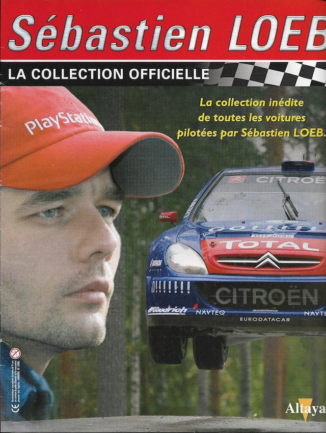 """2018 NOUVEAU > ALTAYA > """"Collection Sébastien Loeb"""" au 1/43  Loeb10"""