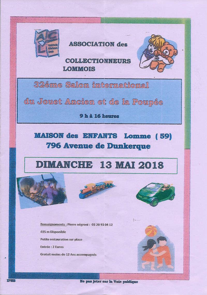 32ème Salon organisé par l'Association des COLLECTIONNEURS LOMMOIS Lomme_11