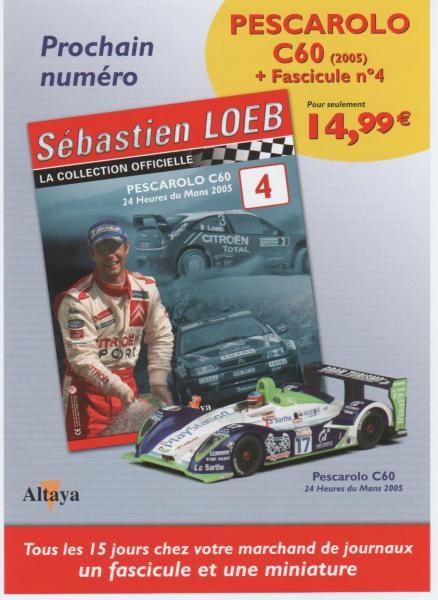 "2018 NOUVEAU > ALTAYA > ""Collection Sébastien Loeb"" au 1/43  Renard10"