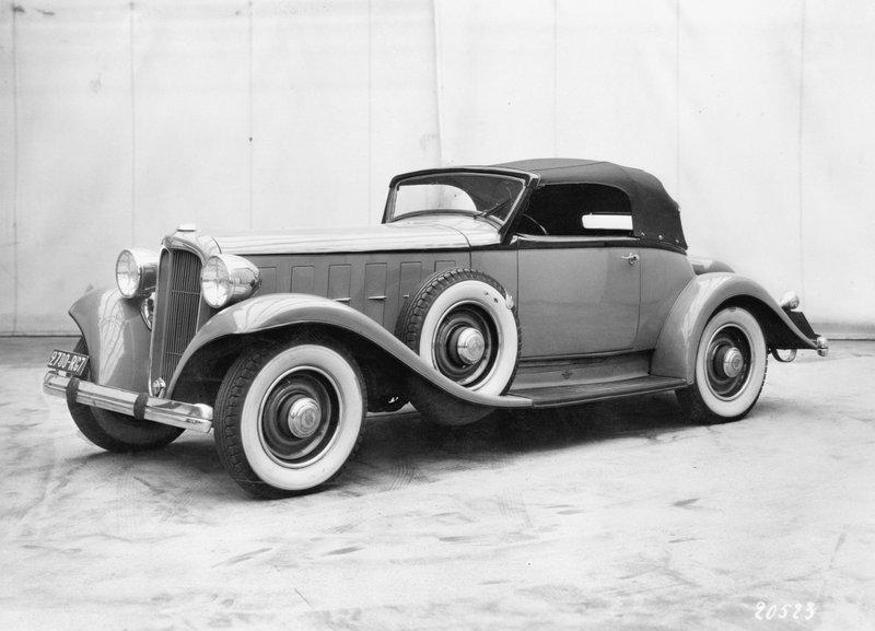 1933 Le speedster 15 CV de Jean Daninos Rosali10
