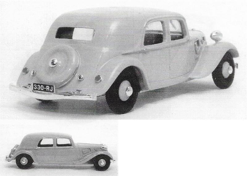 Dinky ATLAS Citroën 2CV bleu 530 Ta_11_12