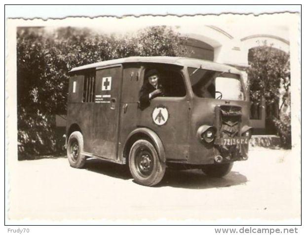 """Citroën miniatures > """"Ambulances, transports de blessés et assistance d'urgence aux victimes"""" Tamh_310"""