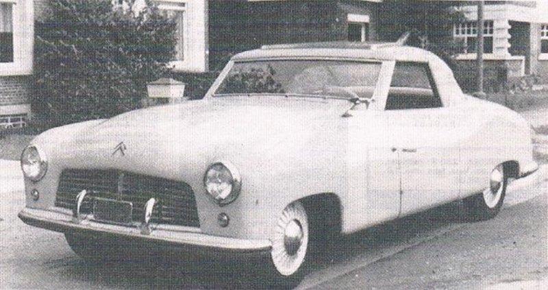 Citroën - Les Traction-Avant Citroën belges T.T.T. 1949 - 1952   Ttt_1110