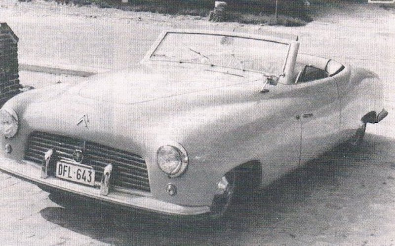 Citroën - Les Traction-Avant Citroën belges T.T.T. 1949 - 1952   Ttt_1111