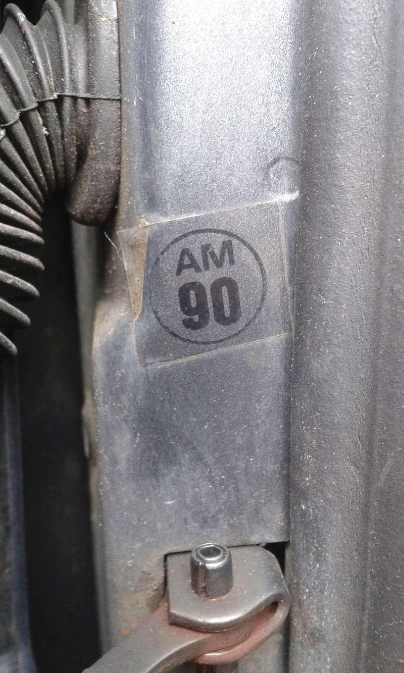 405 Mi16 AM90 20180359
