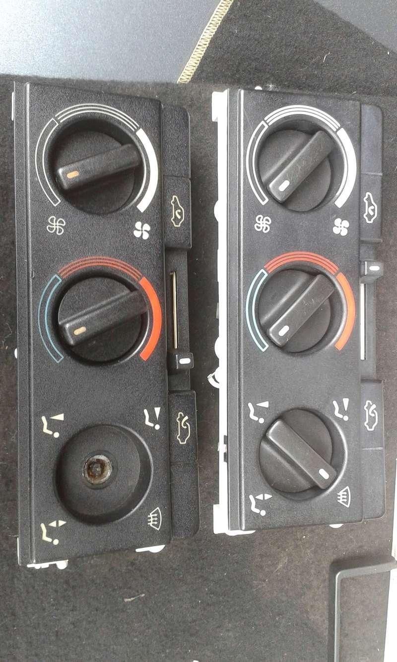 Console chauffage Mi16 (c'est réglé) 20180506