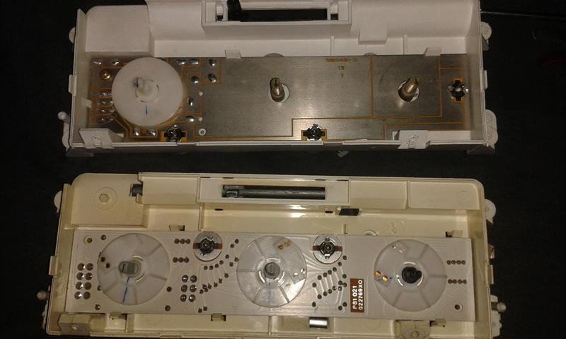 Console chauffage Mi16 (c'est réglé) 20180509