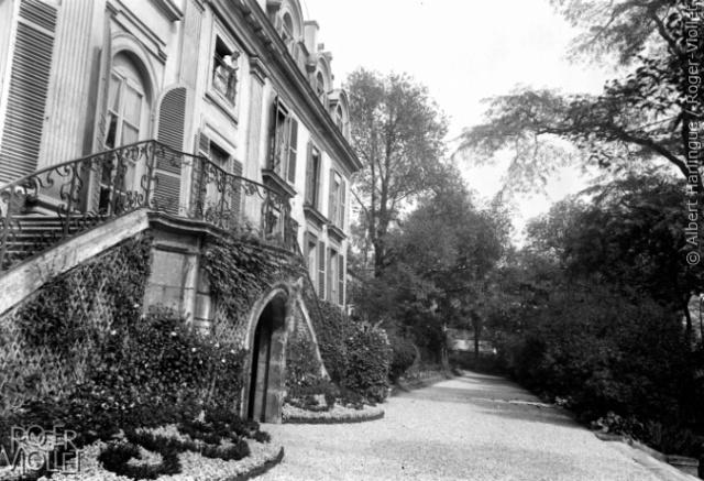 L'Hôtel de Lamballe, asile pour aliénés célèbres 2156-110