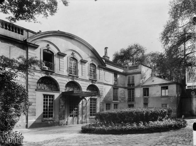L'Hôtel de Lamballe, asile pour aliénés célèbres 80981-10