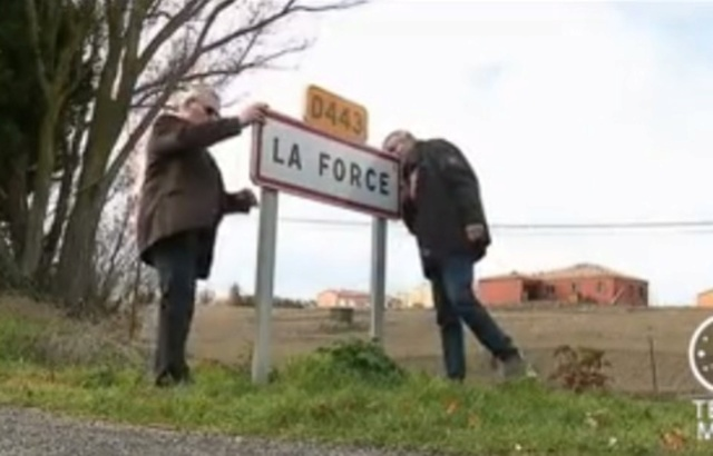 VIDEO - Dans l'Aude, le village de La Force résiste aux fans de «Star Wars» 960x6110