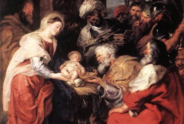 Autrefois, Noël ne fêtait pas la naissance de Jésus ! Adorat10