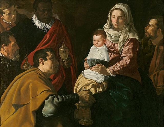 Autrefois, Noël ne fêtait pas la naissance de Jésus ! Adorat11