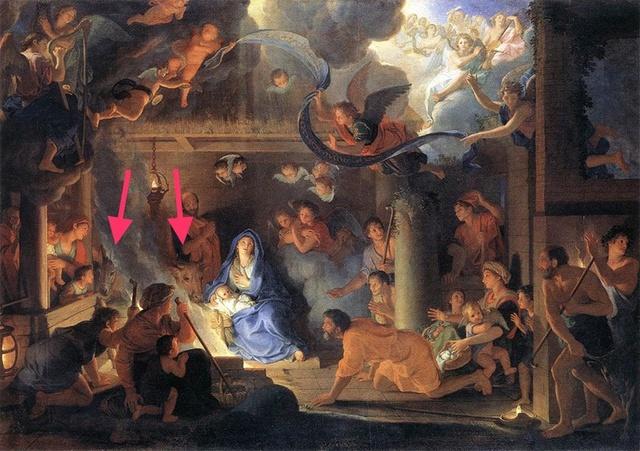 Autrefois, Noël ne fêtait pas la naissance de Jésus ! Adorat12