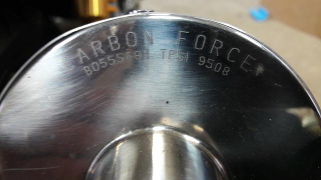 ligne complète Carbone Force 1300 XJR 20180138