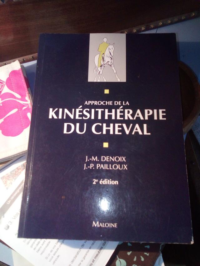 Recherche livre Kinésithérapie du cheval 2ème edition Img_2010