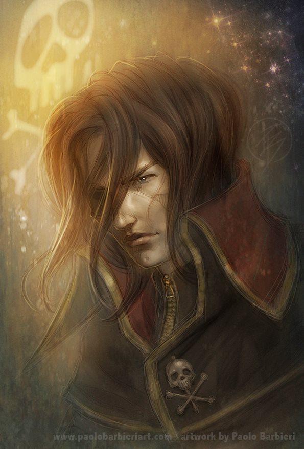 Albator / Captain Harlock : Fan-arts. - Page 39 13697010