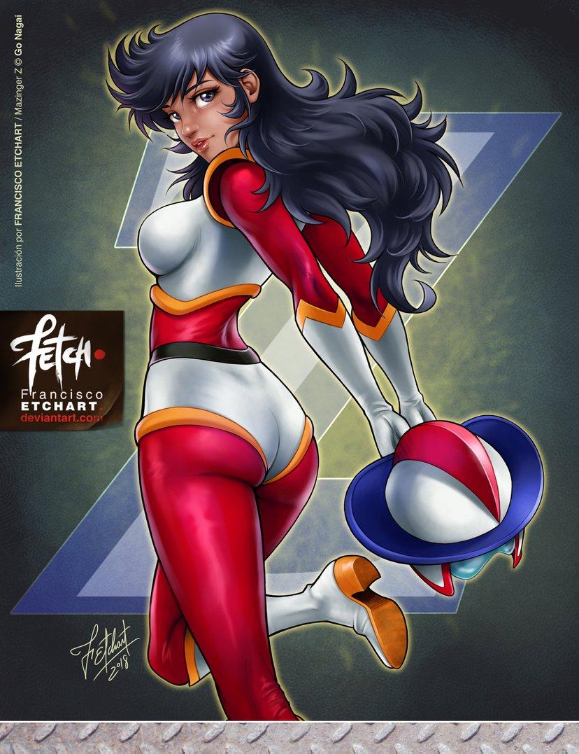 Great Mazinger : special Jun Honoo ! - Page 19 31356410