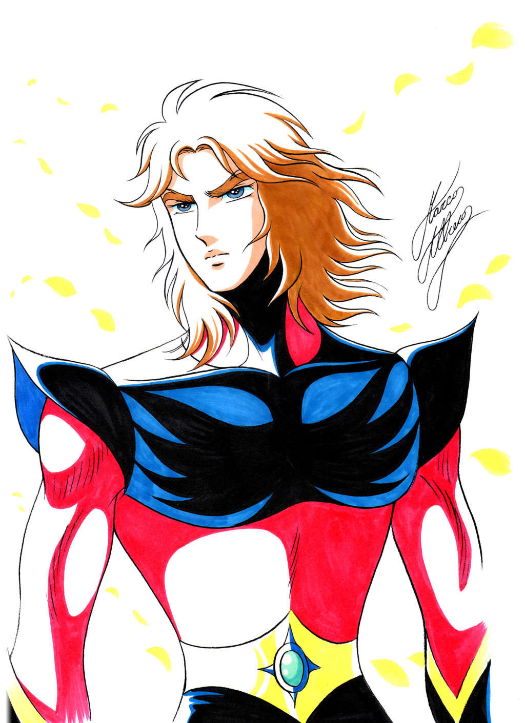 Actarus / Le Prince d'Euphor / Duke Fleed - Page 34 Urg-0010