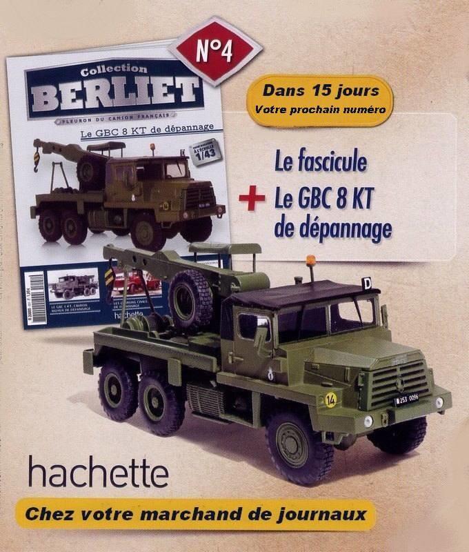 N°04 - GBC 8KT de depannage Big-7011
