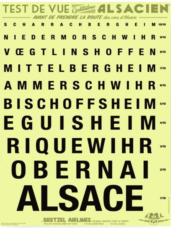 Petit test ( Alsacien ) Poster11