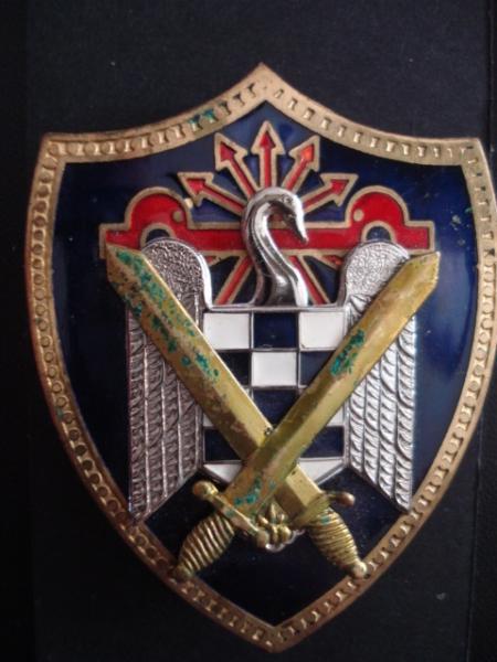 Insigne des Milices universitaires Espagnoles 1945/1976 Milice10