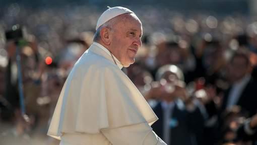 Deux détenus conviés à un déjeuner avec le pape se font la belle  Media_38