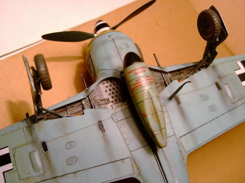 Focke Wulf 190-A8/R8 au 1/48.  Maquette Tamiya par ad'Hoc Fw190_13