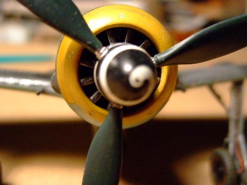 Focke Wulf 190-A8/R8 au 1/48.  Maquette Tamiya par ad'Hoc Maquet10