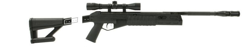 Une carabine de voyage Crosma12