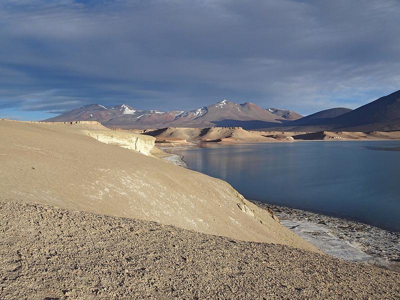 Хочу на Марс! Охос дель Саладо -  добро пожаловать на Марс. 25957810