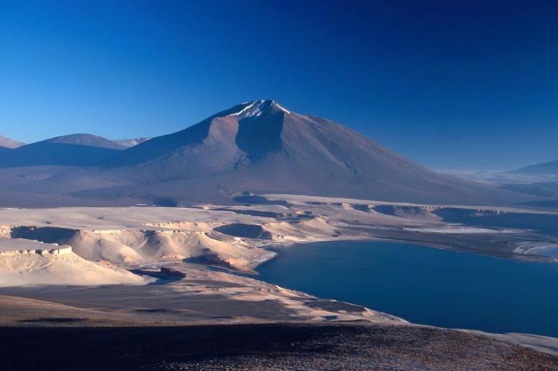 Хочу на Марс! Охос дель Саладо -  добро пожаловать на Марс. 2a853810