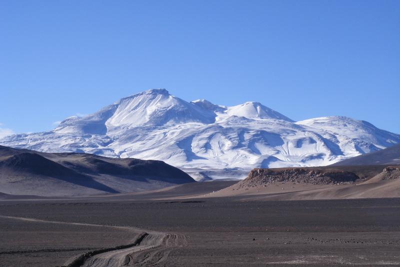 Хочу на Марс! Охос дель Саладо -  добро пожаловать на Марс. 58095410