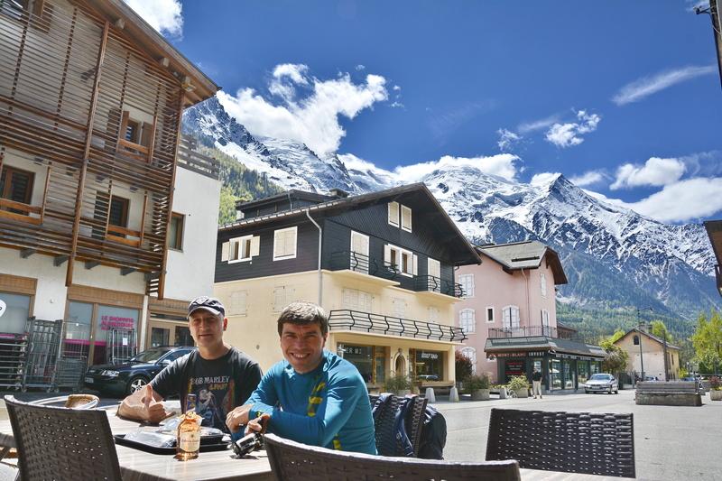 Хочу на Монблан. Подготовка и восхождение на Mont Blanc 4810. Aza10