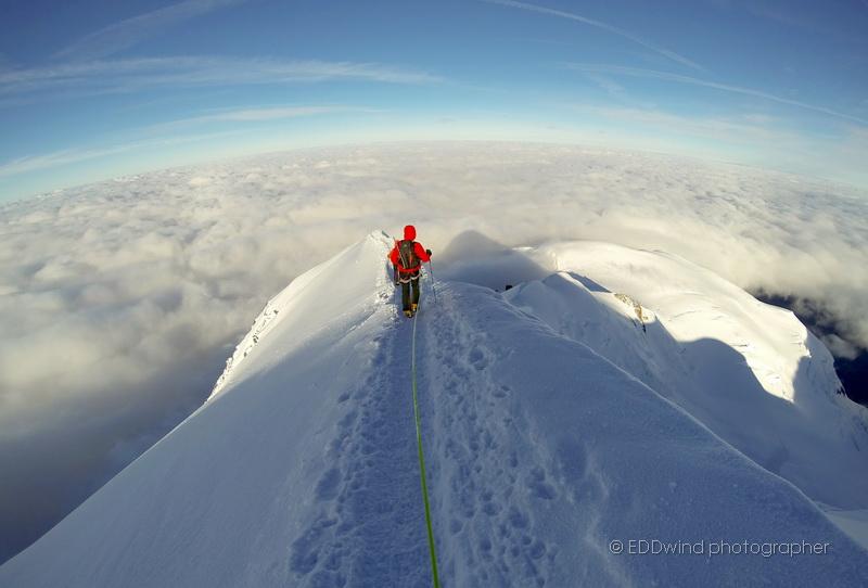 Хочу на Монблан. Подготовка и восхождение на Mont Blanc 4810. G0022310