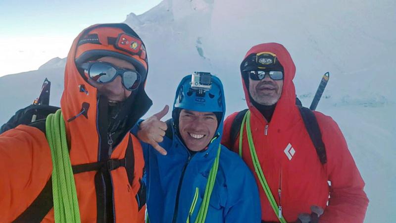 Хочу на Монблан. Подготовка и восхождение на Mont Blanc 4810. Ieae_z10