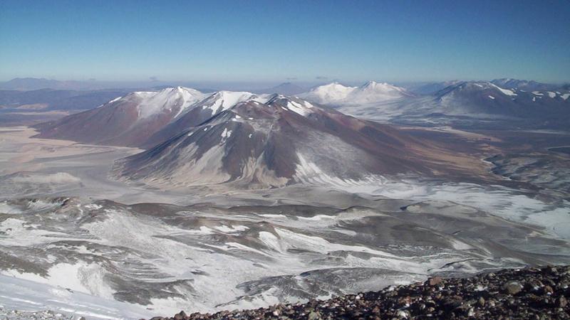Хочу на Марс! Охос дель Саладо -  добро пожаловать на Марс. Ohos111