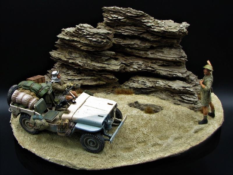 jeep SAS  conversion et figurine MANTIS  Img_6134