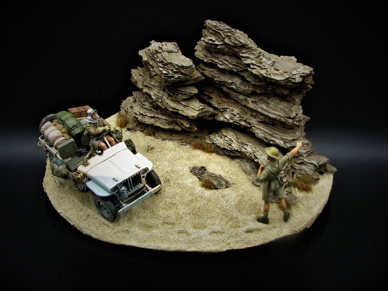 jeep SAS  conversion et figurine MANTIS  Img_6135