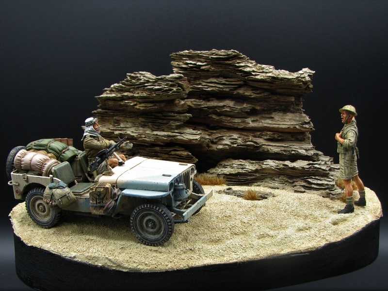jeep SAS  conversion et figurine MANTIS  Img_6136